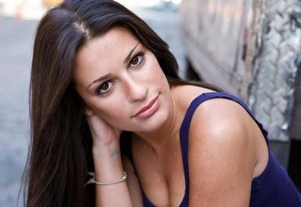 Lea Michele incinta