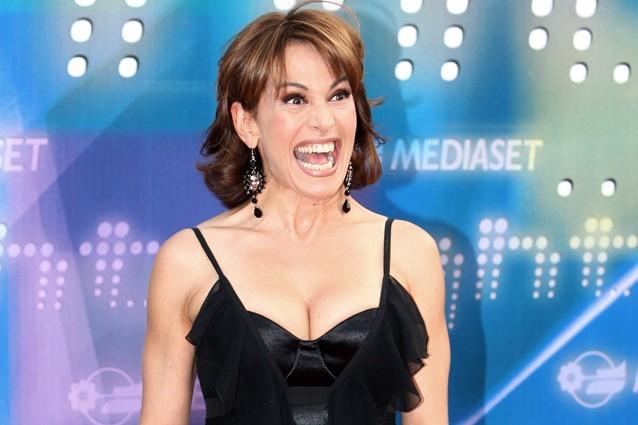 Barbara d'Urso su Canale 5