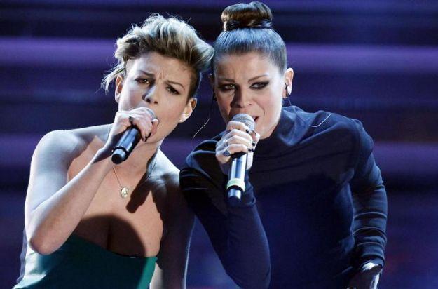 Emma Marrone e Alessandra Amoroso, no a Sanremo