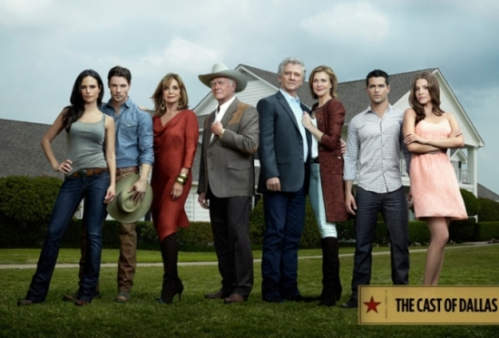 foto serie tv dallas