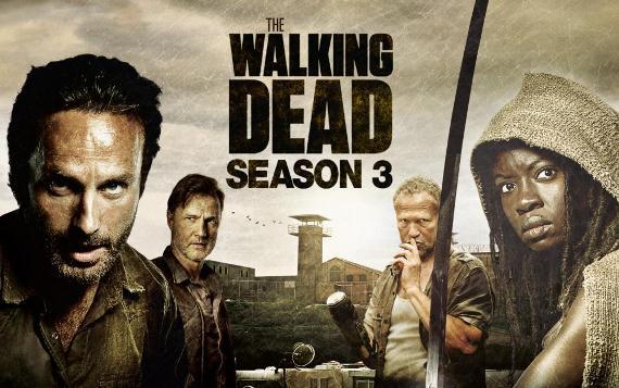 foto serie tv the walking dead 3