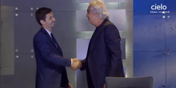 francesco menegazzo vince the apprentice flavio briatore