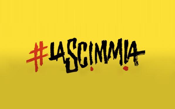 Foto de La Scimmia che chiude in tv