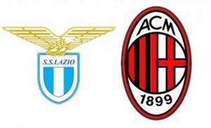 Lazio contro Milan, anticipo
