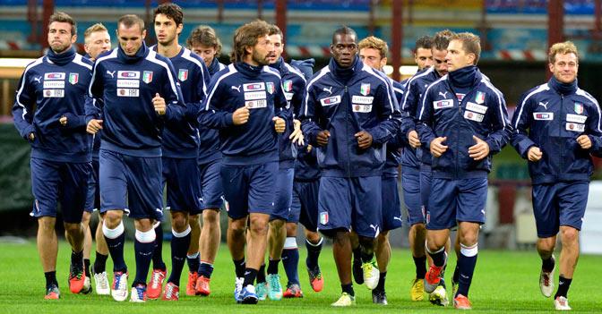 Italia-Danimarca: stasera su Rai1 dalle 20.35