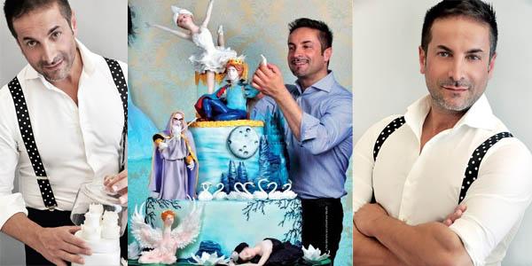 RENATO ARDOVINO ... ?il cake designer italiano?