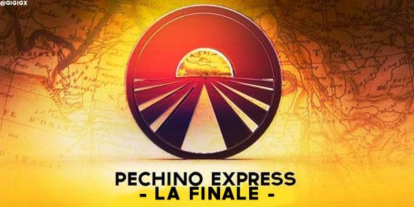 PECHINO EXPRESS finale logo