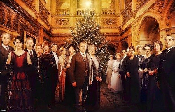 Downton Abbey, stagione 2