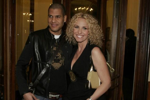 Eddy Martens e Antonella Clerici
