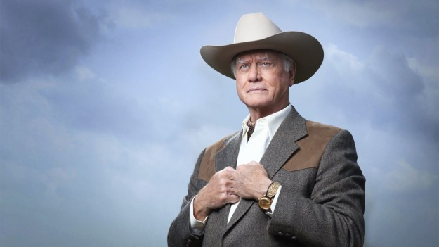 Larry Hagman JR Fiction Dallas