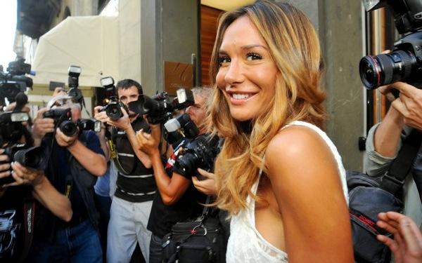 Nicole Minetti sexy