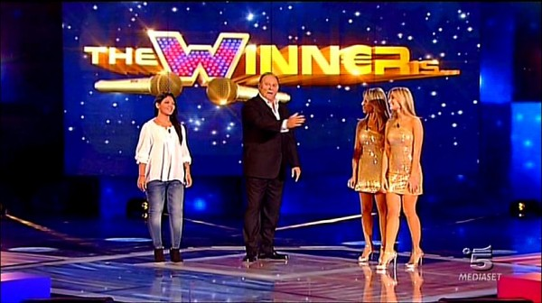 Foto di The Winner is prima puntata