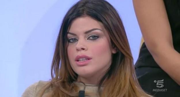Francesca, corteggiatrice di Eugenio
