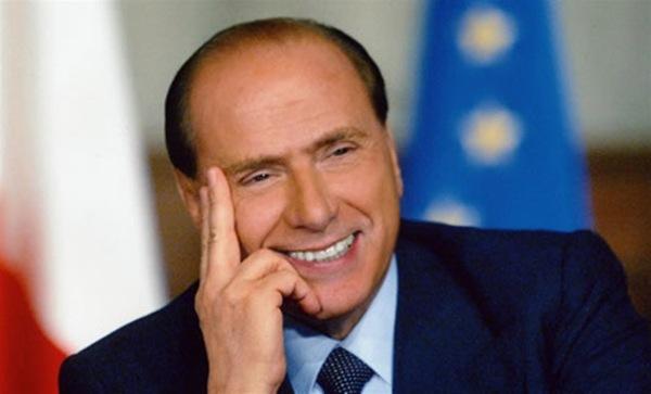 Silvio Berlusconi, campagna elettorale