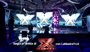 diretta X Factor 6
