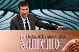foto del logo di sanremo 2013