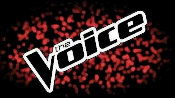 Logo The Voice of Italy su Rai Due
