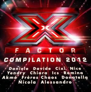 Foto di X Factor 2012 compilation con cover e inediti