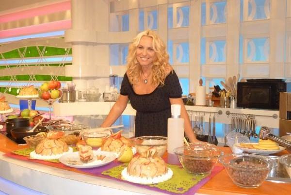 Antonella Clerici La prova del cuoco