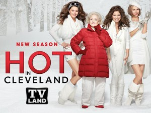 foto serie tv hot in cleveland 3