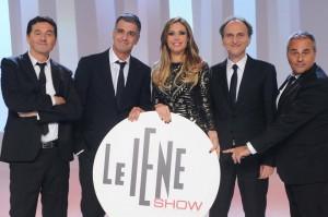 Foto dei conduttori de Le Iene 2013