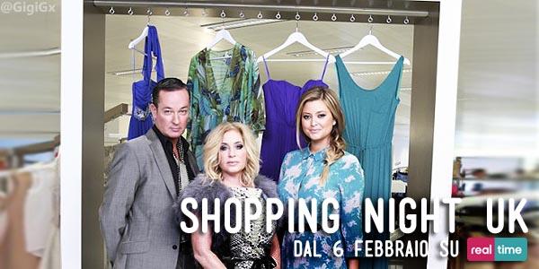 shopping night uk real time