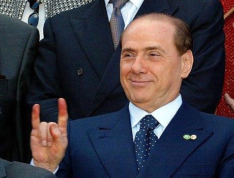 Omnibus Silvio Berlusconi
