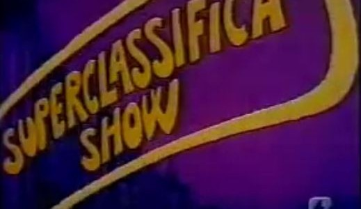 Logo di Superclassifica Show che ritorna in tv