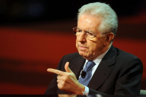Mario Monti La7