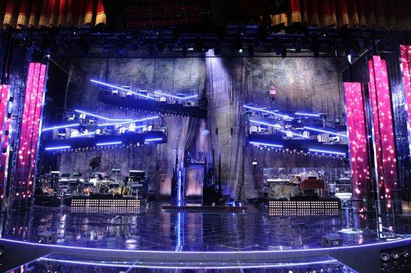 scenografia sanremo 2013