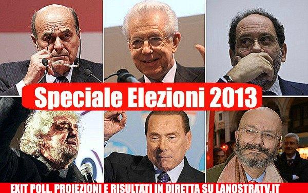 Foto speciale elezioni 2013