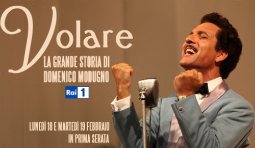 foto fiction volare la grande storia di domenico modugno
