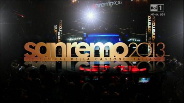 Foto di Sanremo 2013 terza puntata