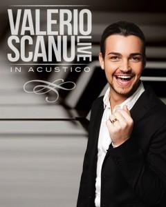 Foto di Valerio Scanu cantante di Amici