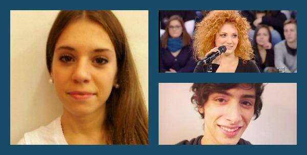 Foto di Angela Semerano, Andrea Di Giovanni e Irene Rausa Amici 12