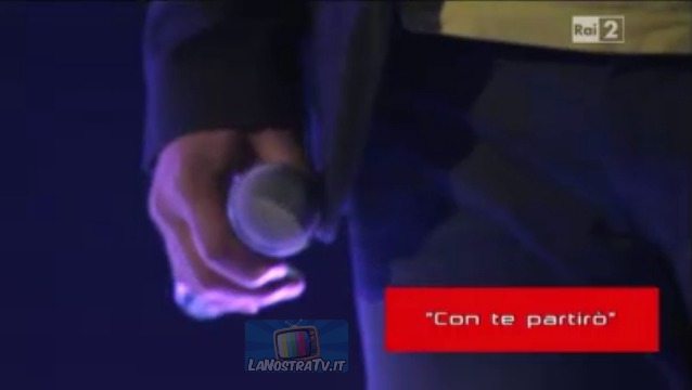 Foto Blind Auditions The Voice of italy