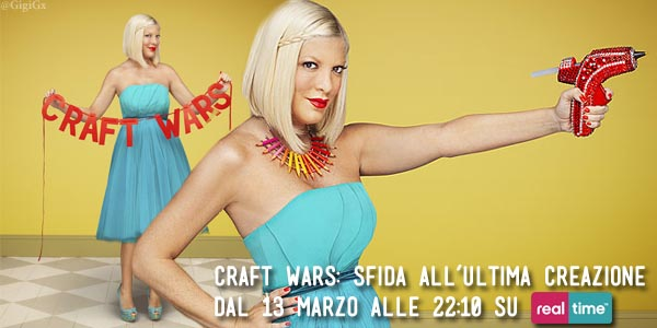 craft wars tori spelling real time