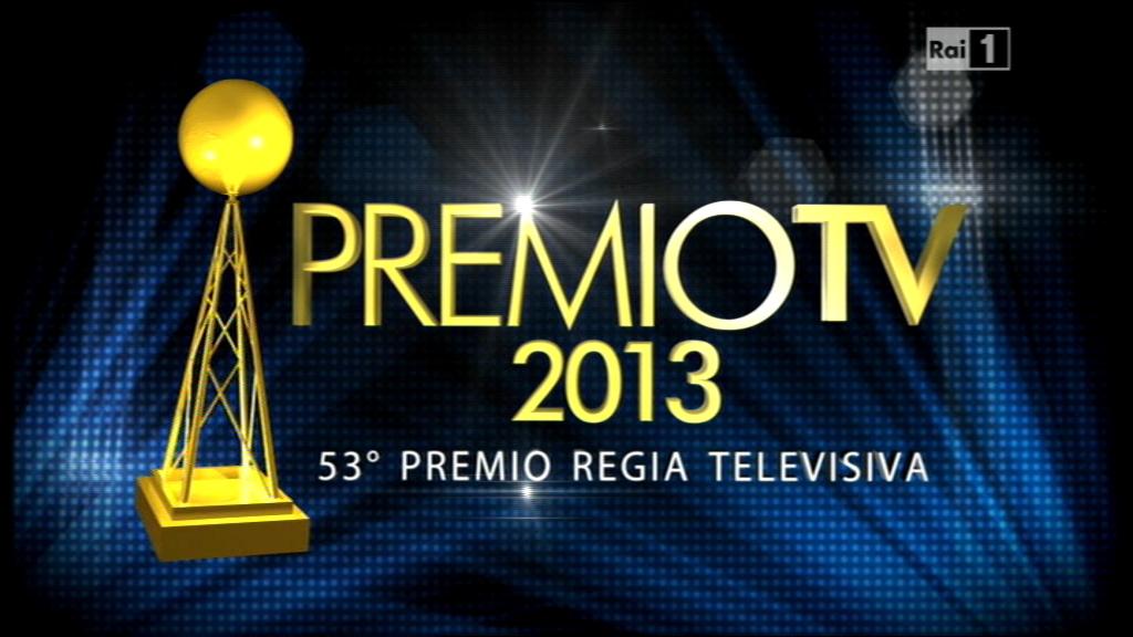 foto del logo del premio regia televisiva del 2013