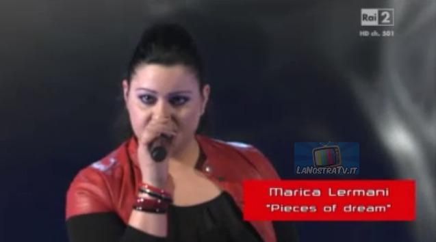 Foto di Marica Lermani The Voice of Italy