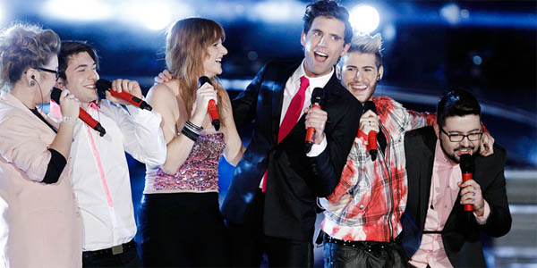 mika x factor 2013