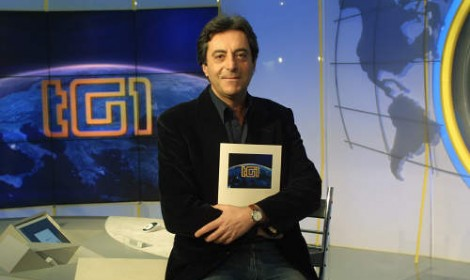 Attilio Romica via dal TG1