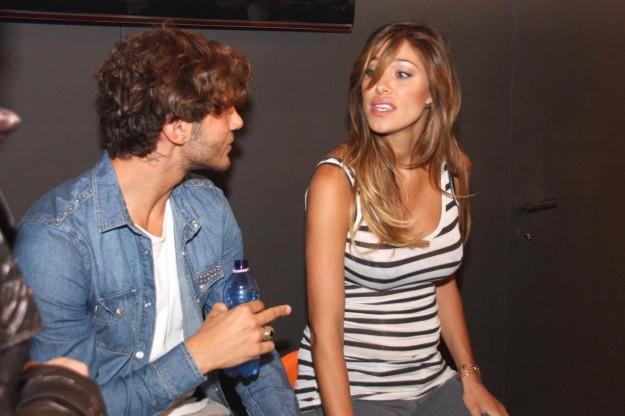 Belen Rodriguez e Stefano De Martino genitori