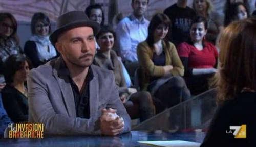 Maccio Capatonda ospite di Daria Bignardi