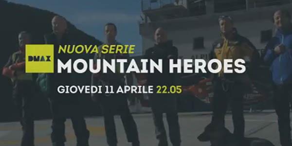 mountain heroes DMAX