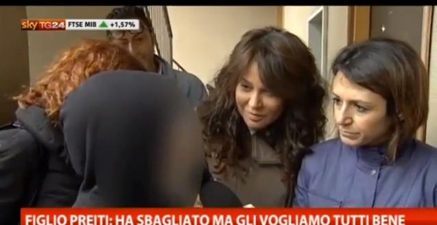 """Intervista al figlio di Preiti, Giovanni Toti precisa: """"Mai trasmessa a Studio Aperto"""""""