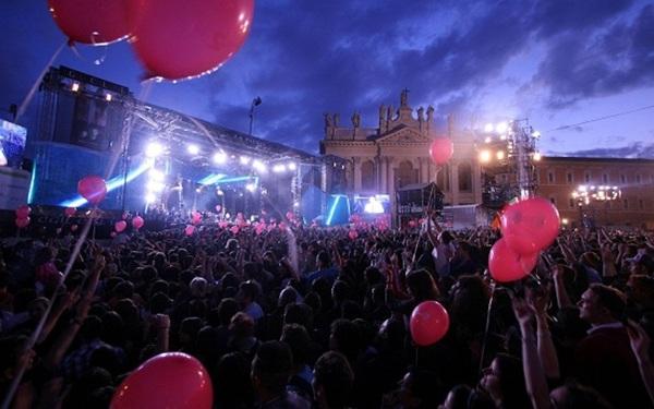 Primo Maggio, concerto a Roma