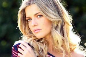 foto dell'attrice alexandra dinu