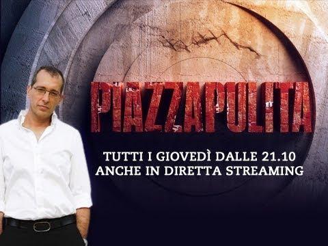 """Piazzapulita, """"Rieccoli"""": ospiti della puntata di lunedì 22 aprile"""