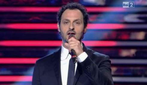 foto di fabio troiano a the voice