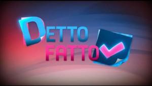 foto del logo di detto fatto